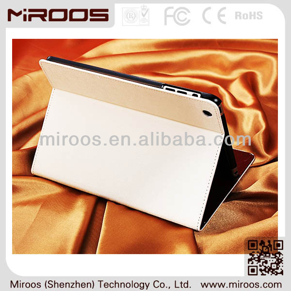 tablet pc case for ipad mini 2 leather cover