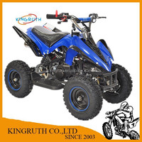 49CC 2 STROKE MINI QUAD MINI ATV FOR KIDS PULL START / ELECTRIC START