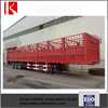 Side Wall Semi Trailer For Container