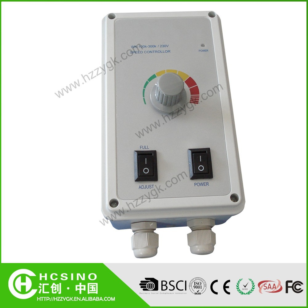 Silicon Route exhaust fan speed controller