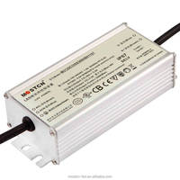 90-305V Input Voltage High PF 120W Constant Current LED Drivers with IP67 and 5 years warranty time