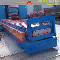 HT Steel Sheet Machine Steel Sheet Forming Machine Tile Profile Machine