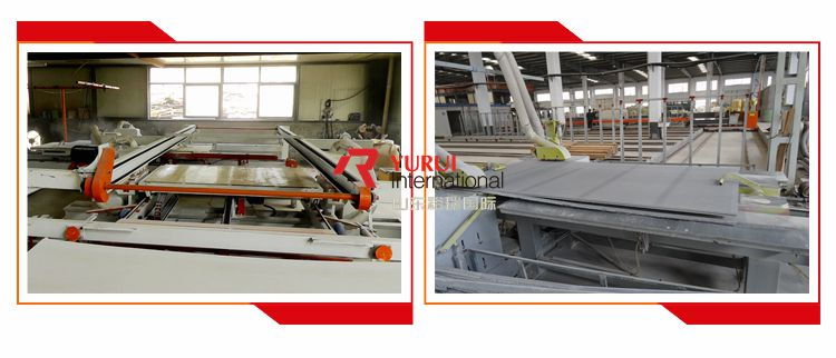 SENYD magnesium oxide board production machine