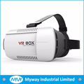 Myway's virtual reality headset , virtual reality glasses support 3.5 - 6.0 inch smartphone