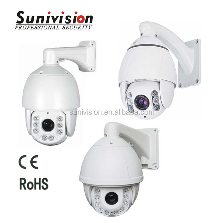 New 1080p 2mp 20x hd optical zoom ir outdoor ip high speed dome auto tracking face Recognitionptz camera