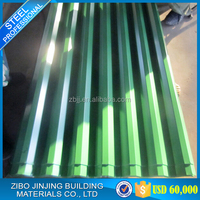 Best selling ASTM high strength long span heat resistant roofing sheet sizes
