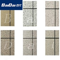 China Baidai texture outer wall exterior granite spray paint