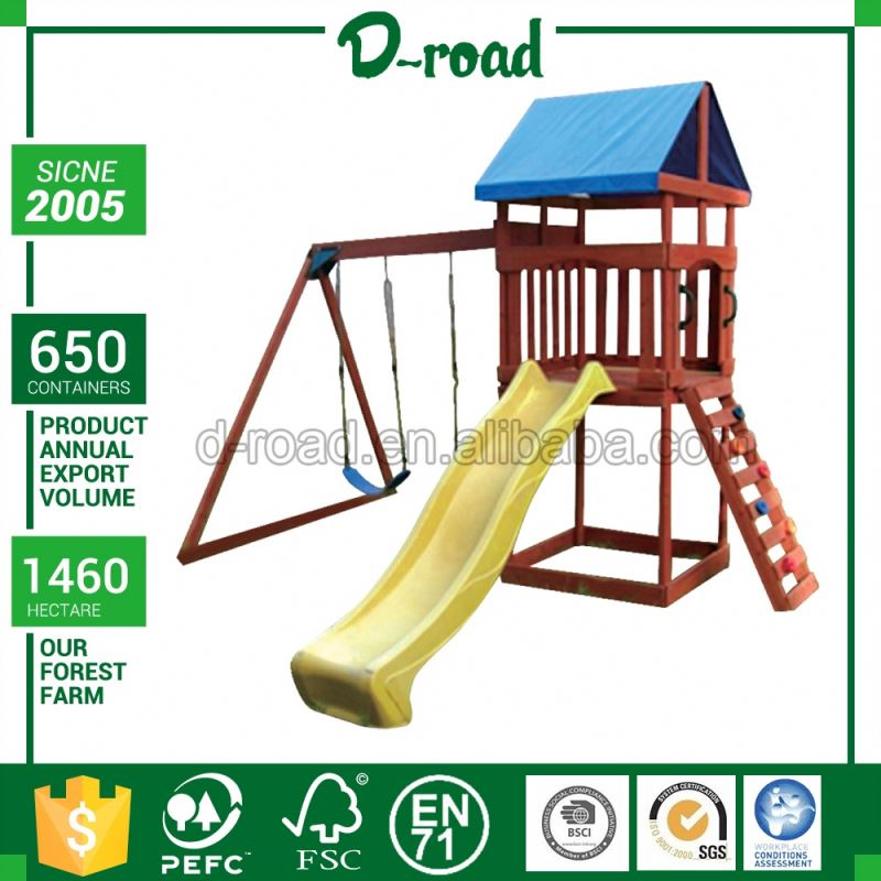Highest Quality New Style Kids Outdoor Play Area