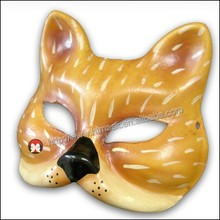 halloween cat mask style and wind mask fox mask cat mask fox pulp mask