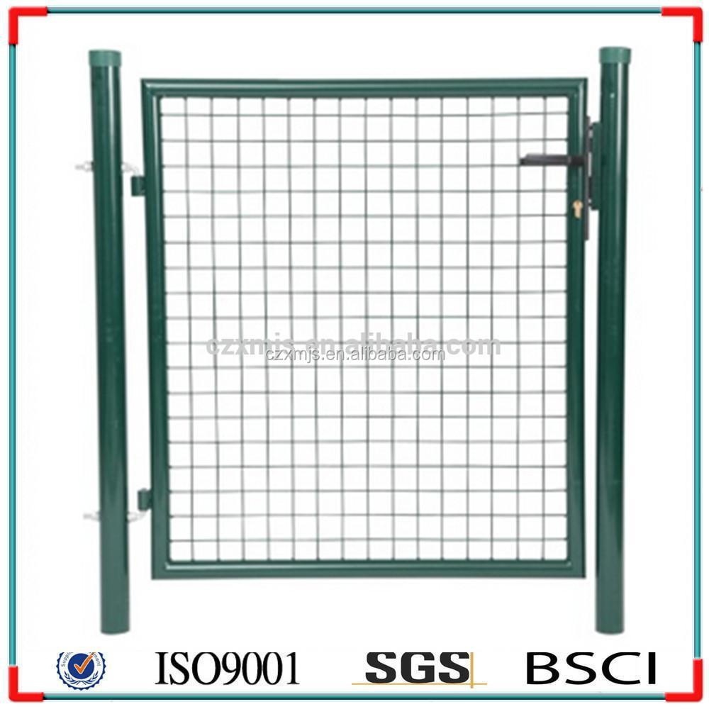 Modern gates and fences, Garden gate fence gate design,House gate designs
