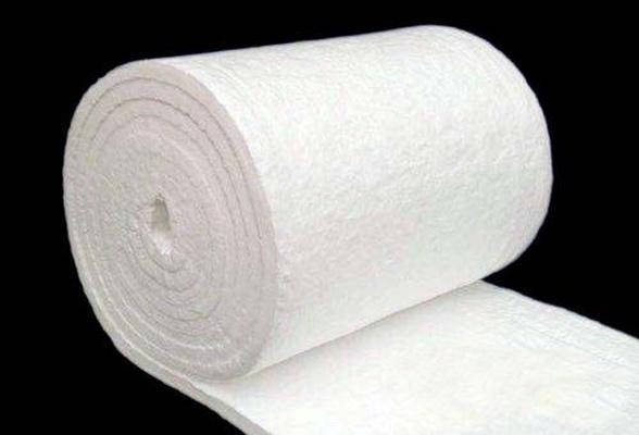 Flexible Insulation Bio Soluble Ceramic Fiber Blanket For