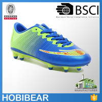 Newest style high quality mens turf football boots factory price cool soccer shoes