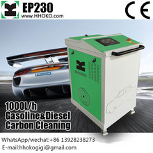 CE Certifiled carbon clean machine for car, generator power plant