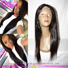 Small/medium/large customized cap 100 percent brazilian human hair wigs cheap brazilian wigs