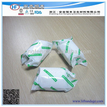 Medical plaster of paris bandage for wound dressing for exported