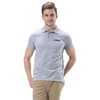 Promotion Fashion Gray Polo Shirt For