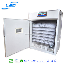 best selling 1000 eggs automatic chicken egg incubator for sale