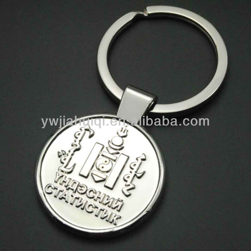 New Style Statue of Liberty Shape Metal Keychain For Customize