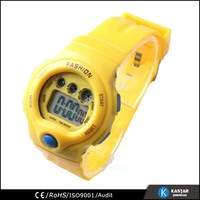 japan mov't stainless steel watch digital
