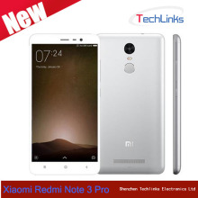 "Original Xiaomi Redmi Note 3 Pro Snapdragon 650 Hexa Core 3GB 32GB 5.5"" FHD MIUI 7 Fingerprint ID 4G Smart Mobile Phone"