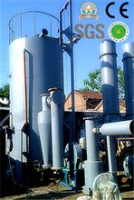 Waste contemporary industrial down draft 1000kw biomass gasifier power plant manufacturer