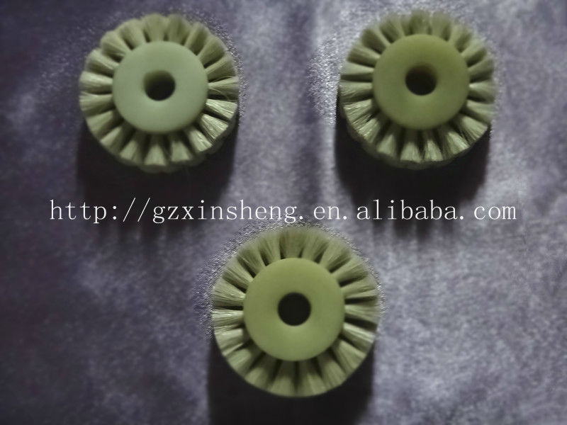 wool brush for printing machine