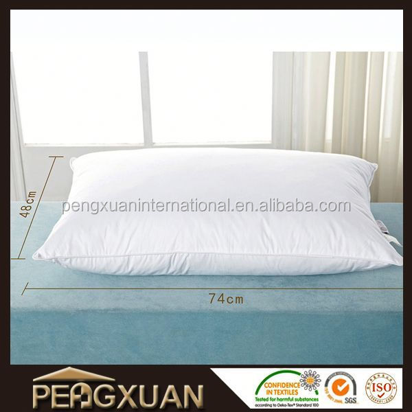Professional unique china wholesale feather pillow