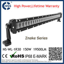 30inch 18w led dash work light bar supplier