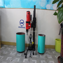 High quality portable electric power diamond coring cutting drill concrete core drilling ground hole machine
