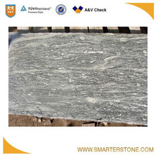 Cheap white wave vein granite wall tiles with beautiful pattern