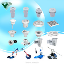 2017 Factory Suction Inlet Swimming Pool Clean Equipment Vacuum Fitting