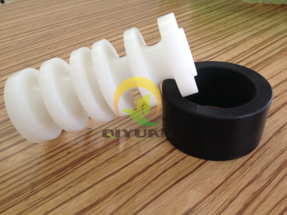UHMWPE sheave various models hard wearing hdpe roller