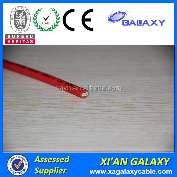 120v Twin Conductor Roof Ice Melting Heating Cable 15W/Meter Driveway Ice Ceiling Heating Cable
