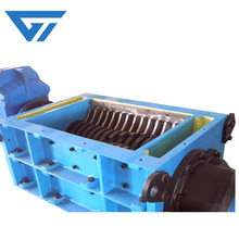 Best configuration waste plastic single shaft crusher machine