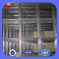 Anping high quality 4x4 galvanized steel wire mesh panels(USO9001 factory)