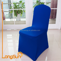 Wholesale Spandex Wedding Chair Cover Stretch Wedding Chair Cover Lycra Chiar Cover for Wedding