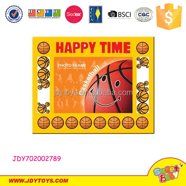 basketball photo frame simple picture frame sport photo rame