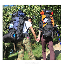 "top quality 2013 popular 80L brand teens nylon Camping Hiking Backpack with Fun Accessories for 18"" Doll multi color"