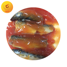 Canned Tin Fish in Tomato Sauce