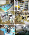 pp pe foma sheet extrusion line making machine