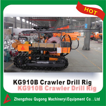 KG910 Series Crawler Hydraulic Rock Drill for Stone Quarry Plant/DTH drilling equipment KG910 series