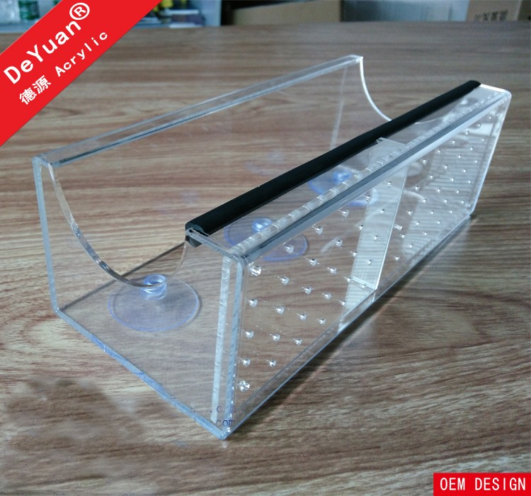 OEM Acrylic Bird Feeder Wall Mounted Hot Selling