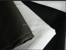 2016 factory production 100% cotton fabric 130gsm for pocketing herringbone style