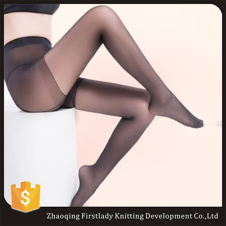 women 15d Ultrathin Snagging Resistance black sexy silk stockings