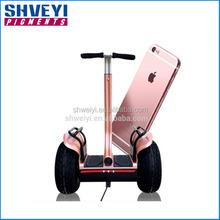 New fashion 2 wheel self balance cross country electric scooter two wheel off road balancing golf scooter