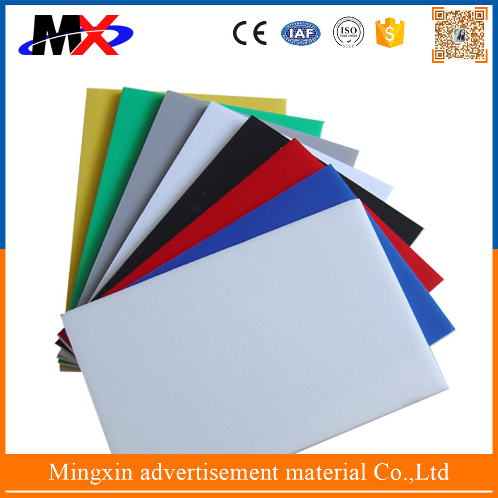 Customized pvc foam board cabinet pvc foam board special balck pvc sheets