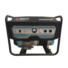 super silent 3 phase portable diesel welding generator for hospitals