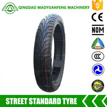 china high quality two wheeler motorcycle tyre 90/90-17 with tubeless tyre