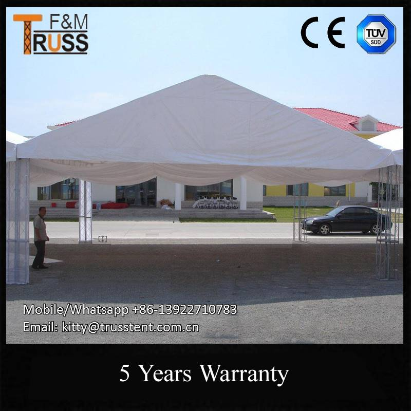 10X12 Luxury Canopy For Party With Factory Price