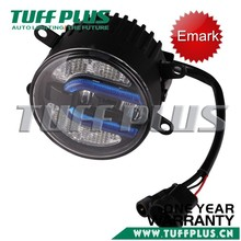 Universal Round 10W LED Auto Fog Lamp With DRLs